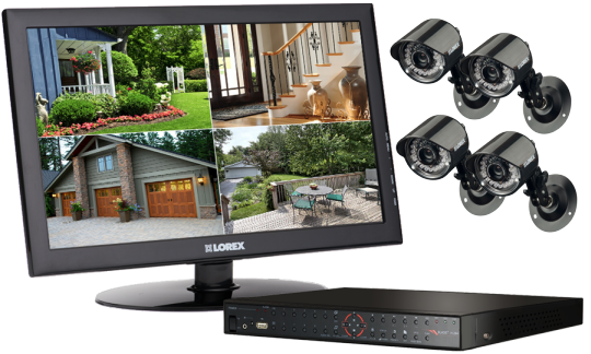 Cctv Security Systems Recording Systems London